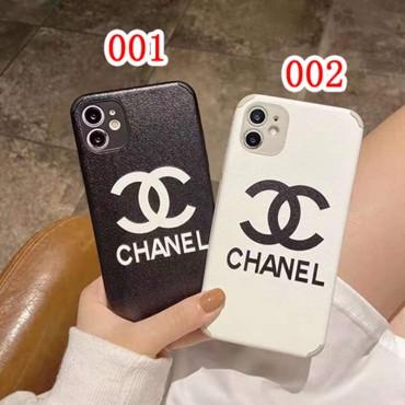 Chanel/シャネル iphone12/13pro maxケース ペアケース シンプル シャネル iphone11/11pro maxケース カップル愛用 iphone 12pro max/12 miniケースブランド