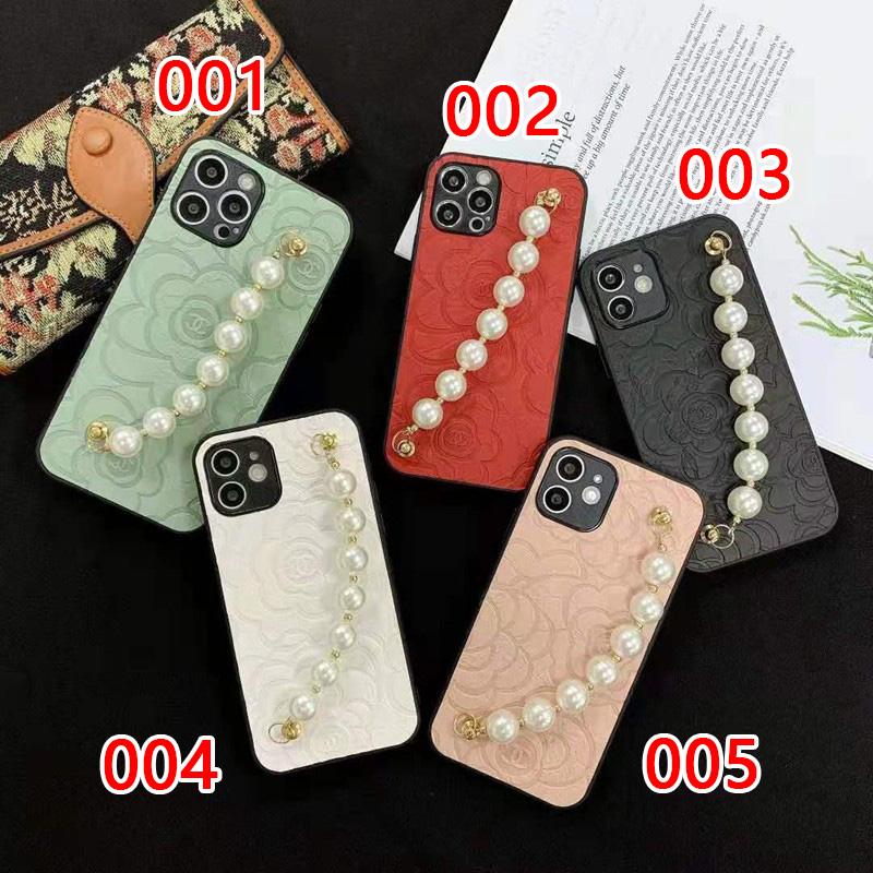 贅沢ブランドChanel/シャネル iphone 12pro max/12 miniカバーケース 華奢感 レディース女子向け アイフォン11/11pro/11pro maxケース 五色展開 iphone xr/xs maxケース