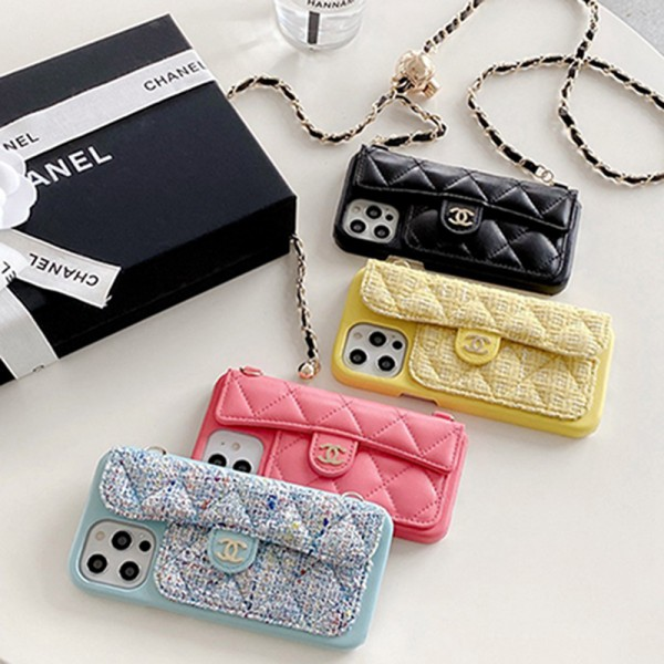 Chanel シャネル iphone13pro max/12 miniケース 革製 高級感 ゴージャス ハイブランド アイフォン11/11pro maxカバー レディース向け iphone xs/x/xs max /xrケース