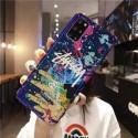 シュプリーム ステューシー galaxy s21/s21+/s21ultraケース ファッション セレブ愛用 激安 ギャラクシー s20/s20+ケース 落書き ブランド Galaxy note20/s10/s10+ ケース