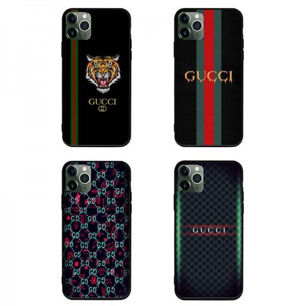 グッチ ブランドファッション経典 メンズシンプルiphone 12 /12 pro/12 mini/12 pro maxケース全機種対応 iphone/xperia/galaxy/huawei/aquos個性潮 HUAWEI Mate 30