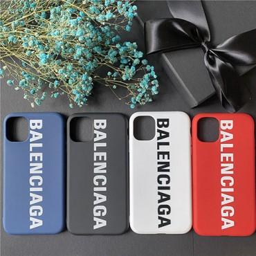 バレンシアガ iphone12pro/12pro maxケースレディース アイフォiphone xs/11/8 plusケース おまけつきジャケット型 2020 iphone12ケース 高級 人気モノグラム iphone xr/xs maxケース ブランド