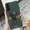 KAWS 男女兼用人気ブランドGalaxy s21/21+/note20/s20+/s10ケース ブランド LINEで簡単にご注文可レディース アイフォiphone12/xs/11/8 plusケース おまけつきジャケット型 2020 iphone12ケース 高級 人気