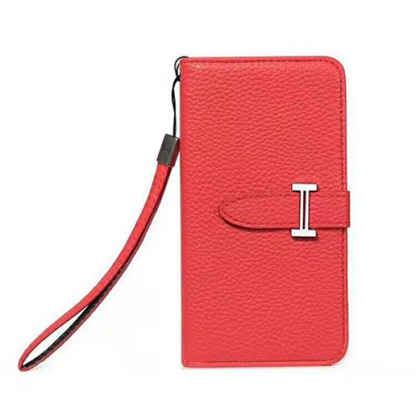 1エルメスiphone12/12pro maxケースブランドiphone xr/xs maxケース手帳型iphone x/8/se2/7 plus/11proケース高級レザー製 ファッションストラップ付き