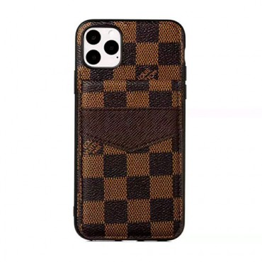ルイヴィトン iphone11/11pro/11pro max  galaxy note10/note10plus即納品 iphonexr iphonexs/xs maxケースカードポケット付き 二重 グッチ iphonexr/x/xs m
