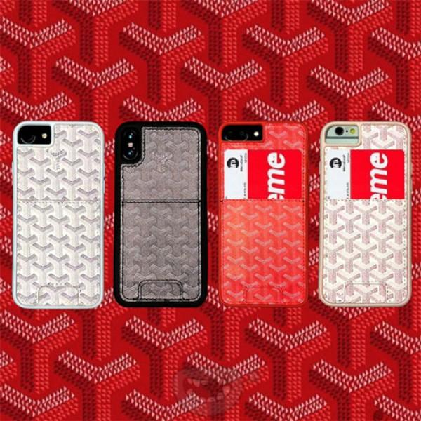 goyard ペアお揃い アイフォン iphone12 2020 ケース男女兼用人気ブランドiphone 12pro maxスマホケース ブランド LINEで簡単にご注文可モノグラム Iphone6/6s Plus Iphone6/6s/x/8/7ケース ブランド