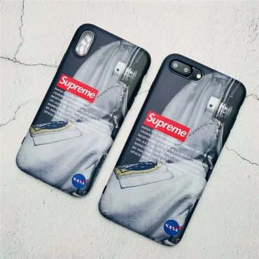 シュプリーム iphone xrケース 個性 supreme iphone xs maxケース 薄い アイフォンxs ケース 若者愛用 iphonex/8plusケース シンプル風