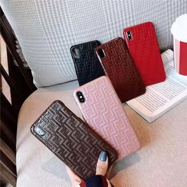 フェンデイ iPhone 11/11pro max/xr/xs max/xsケース フェンデイ iphone x/8/7スマホケース ブランドIphone6/6s Plusカバー ジャケット