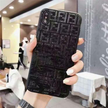 フェンデイ Fendi iphone11/11pro/11pro maxケース即納品 Galaxy S10e/10/10plusケース iphone xs/xr/xs maxカバー 超軽量 アイフォン テンアール ケース オシャレ Gala