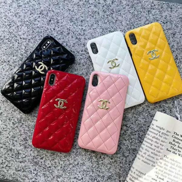 シャネル ビッグロゴ iphone xrケース ブランド アイフォンxs max カバー おしゃれiphone xsジャケットケース シンプル 高級感 人気 芸能人愛用