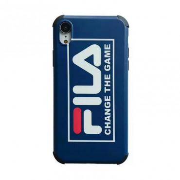 FILA iPhone XI/11/11proケース ブランド 人気 フェア iPhone XI max/11 pro maxカバー スポーツ風 iPhone XR/XSケース 混色 個性潮流 おすすめ