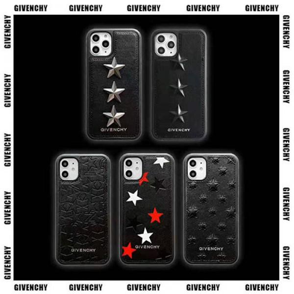 個性ブランドジバンシィiphone11/11pro/11pro maxケースオシャレiphone xs/xr/xs maxケース潮流iphone   x/7/8/plusケース高級レザー男女兼用 激安新品
