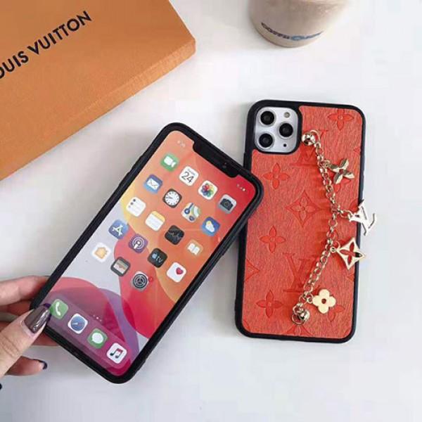 ルイヴィトンiphone12mini/12pro max/12 galaxy note20ケースブランドiphonexr/xs max/x/8/7ケースGalaxy s20/s10/s9/note20ケースHUAWEI p30 pro/p30 liteケースファッションお洒落チェーン付き人気