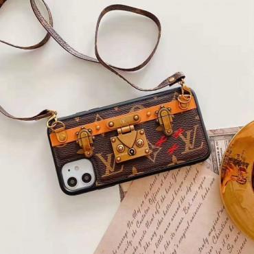 欧米人気ブランドルイヴィトンiphone11/11pro /11pro maxケースオシャレiphone x/xs/xr/xs maxケース潮  流iphone7/8/plusケースジャケット型 ストラップ付き男女兼用