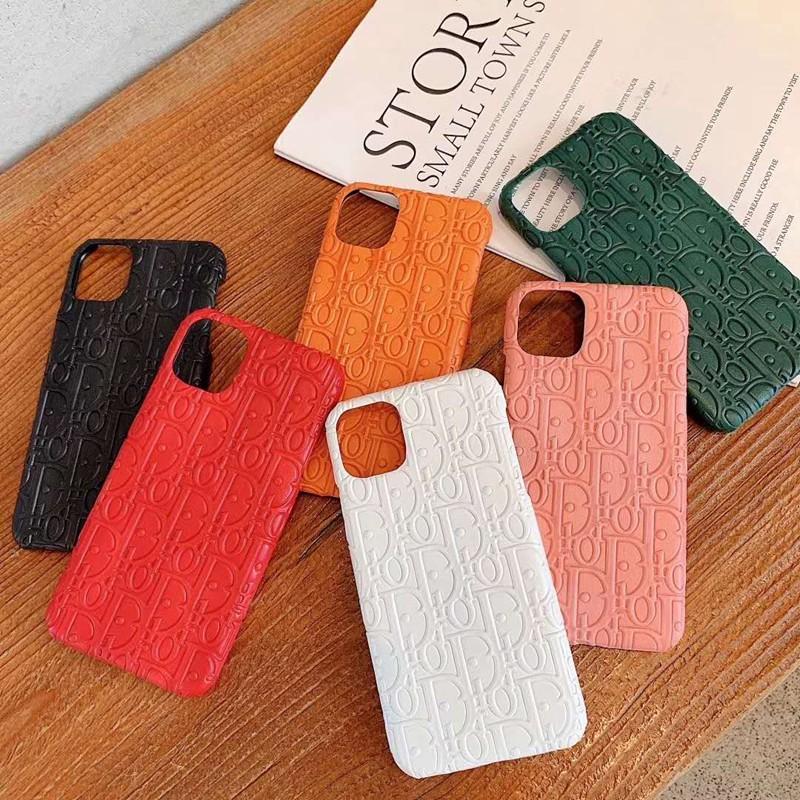 Dior ディオールブランド iphone12/12pro max/se2/12 miniケース かわいい男女兼用人気ブランドアイフォンx/8/7 plusケース ファッション経典 メンズ個性潮 iphone x/xr/xs/xs maxケ