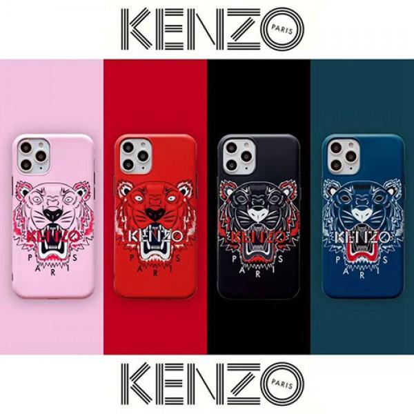 KENZOiphone 11/11 pro/11 pro max xs/8/7 plus/se2カバー メンズ レディース韓国風激安 iphone 11 アイフォン ケース?ジャケットスマホケース コピー