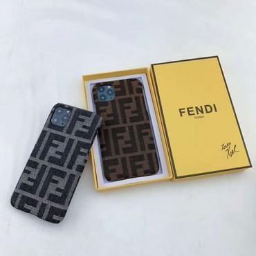 Fendi/フェンデイアイフォンiphone x/8/7 plus/se2ケース ファッション経典 メンズシンプル iphone 12ケース ジャケットレディース アイフォンiphone xs/11/11 proケース おまけつき