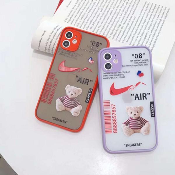 Nike/ナイキiphone 11/11 pro/11 pro max カバー メンズ レディースiphone 8/7 plus/se2ケースカバーIphone xr/xs/x/xs maxケース 韓国風