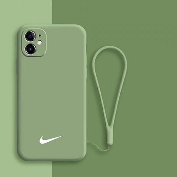 Nike/ナイキペアお揃い アイフォン12/11ケース iphone xs/x/8/7 plusケース男女兼用人気ブランドレディース アイフォンiphone xs/11/11 pro/11 pro maxケース おまけつき大人気