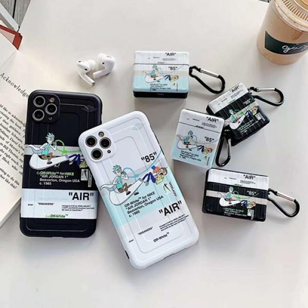 Nike/ナイキブランド iphone12/11pro maxケース かわいいペアお揃い アイフォン12/11ケース iphone 8/7plus/se2ケース男女兼用人気ブランドiphone xs/x/xr/xs maxケース ジャケット