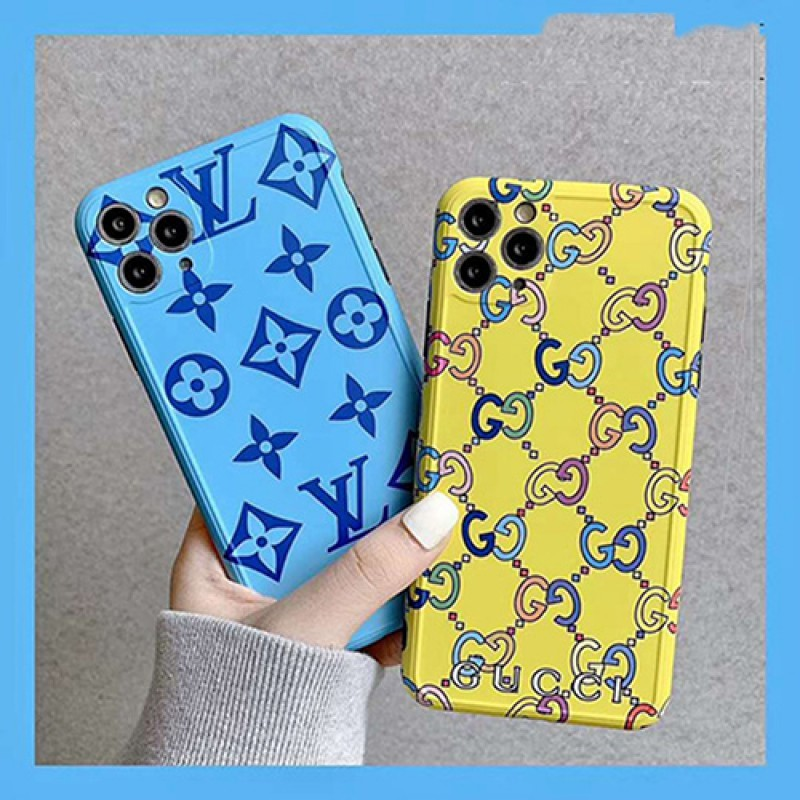 lv/ルイ·ヴィトンペアお揃い アイフォン12/11ケース iphone xs/x/8/7 plus/se2ケース女性向け iphone 11/xr/xs maxケースファッション セレブ愛用 iphone12/11pro maxケースGU
