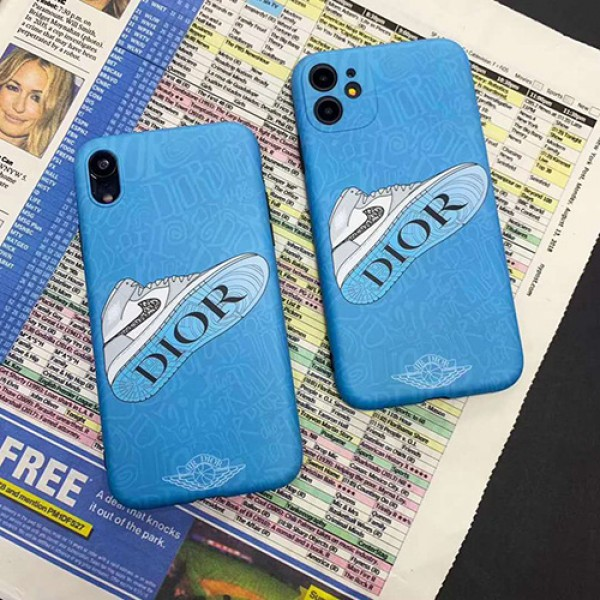 Dior ディオールペアお揃い アイフォン12/11ケース iphone 11/xs/x/8/7ケースNike/ナイキ女性向け iphone 11/xr/xs maxケースiphone xr/xs max/11proケースブランドアイフォン