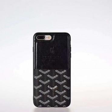 Goyard/ゴヤールiphone 12ケース ビジネス ストラップ付きシンプル iphone 7/8 plus/se2ケース ジャケットiphone xr/xs max/11proケースブランドアイフォン12カバー レディース バッグ型
