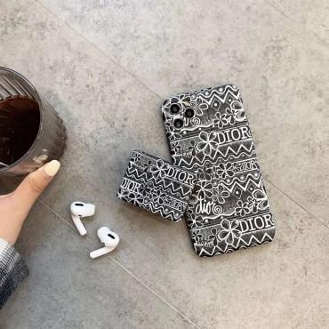 Dior ディオール女性向け iphone 12ケース個性潮 iphone x/xr/xs/xs maxケース ファッションレディース アイフォンiphone xs/11/8 plus/se2ケース おまけつきiphone xr/xs ma