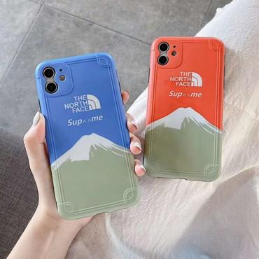 シュプリーム/Supremeペアお揃い アイフォン12/11ケース iphone 11/xs/x/8/7 plus/se2ケース女性向け iphone 11/xr/xs maxケース男女兼用人気ブランドファッション セレブ愛用 iphone