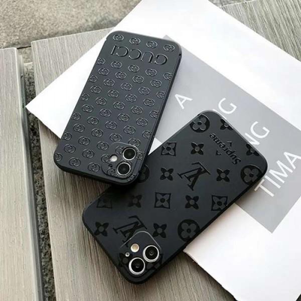 lv/ルイ·ヴィトンブランド iphone12/11pro maxケース かわいいins風 GUCCI/グッチ iphone 7/8 plus/se2ケース かわいいメンズ iphone11/11pro maxケースSupreme/シュプリ