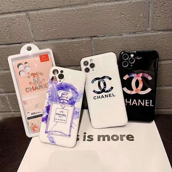 Chanel/シャネルファッション セレブ愛用 iphone12/11pro maxケース 激安メンズ iphone11/11pro maxケース 安いiphone xr/xs maxケースブランドモノグラム iphone 7/8 plus