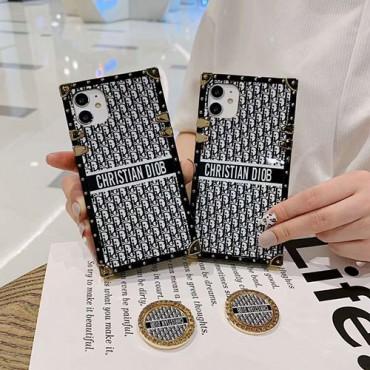 Dior ディオールiphone 12ケース ビジネス ストラップ付きiphone 11/x/8/7/se2スマホケース ブランド LINEで簡単にご注文可メンズ iphone x/xr/xs/xs maxケース 安いモノグラム iphon