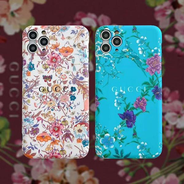 Gucci/グッチペアお揃い アイフォン12/11ケース iphone 11/xs/x/8/7/se2ケース男女兼用人気ブランドメンズ iphone11/11pro maxケース 安いアイフォン12カバー レディース バッグ型 ブランド