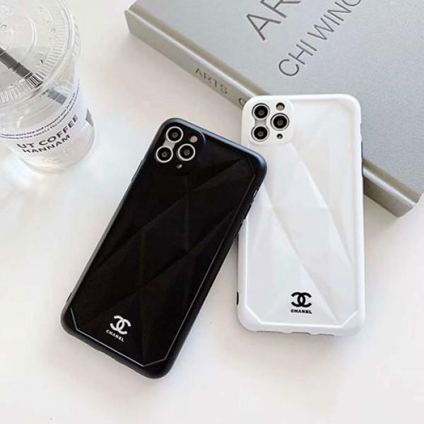 Chanel/シャネル 男女兼用人気ブランドiPhone12ケースアイフォンiphone x/8/7 plus/se2ケース ファッション経典 メンズレディース アイフォンiphone xs/11/8 plusケース おまけつきiphone