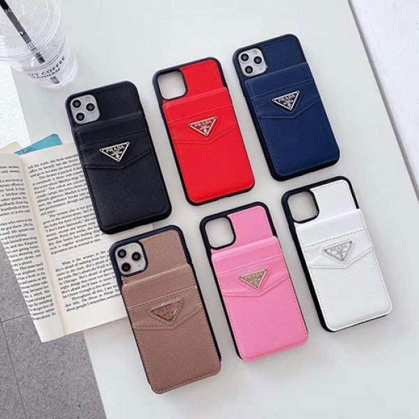 Pradaプラダブランド iphone12ケース かわいい女性向け iphone 11/xr/xs maxケース男女兼用人気ブランドiphone xr/xs max/11proケースブランド