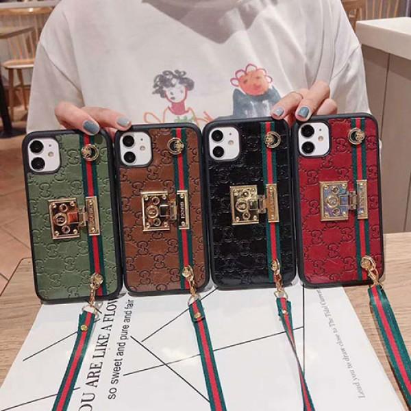 Gucci/グッチペアお揃い アイフォン12/11ケース iphone 11/xs/x/8/7/se2ケース女性向け iphone 11/xr/xs maxケースファッション セレブ愛用 iphone12ケース 激安モノグラム iphone