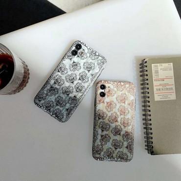 Dior ディオールブランド iphone12/11pro maxケース かわいいペアお揃い アイフォン12/11ケース iphone 11/xs/x/8/7ケースins風ケース かわいいメンズ iphone11/11pro maxケース