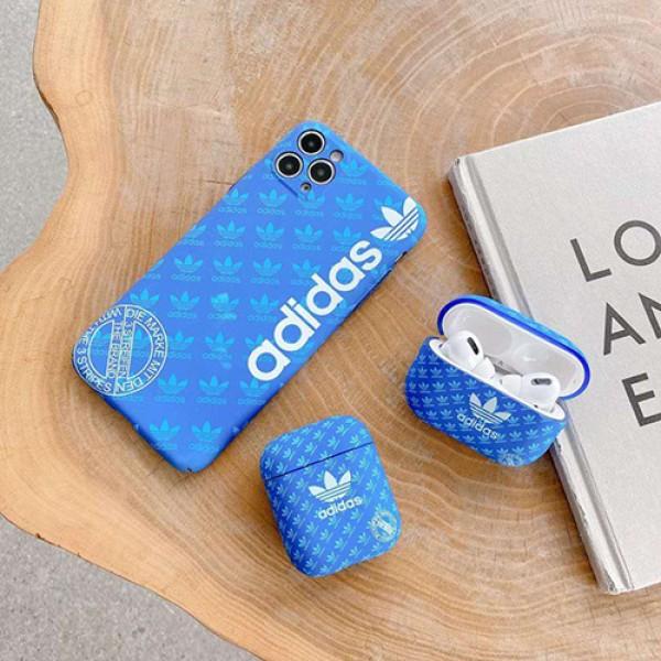 Dior ディオールブランド iphone12/11pro maxケース かわいいペアお揃い アイフォン12/11ケースAdidas/アディダス iphone 11/xs/x/8/7ケースiphone 8/7/se2スマホケース ブランド