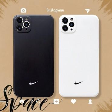 Nike/ナイキ女性向け iphone 12 mini/12 pro/12 max/12 pro maxケースシンプル iphone xr/xs maxケース ジャケットジャケット型 2020 iphone12ケース 高級 人気モノグラム