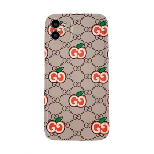 Gucci/グッチペアお揃い アイフォン11ケース iphone 12 mini/12 pro/12 max/12 pro maxケース男女兼用人気ブランドiphone xs/x/8/7/se2ケース個性潮 iphone x/xr/xs/x