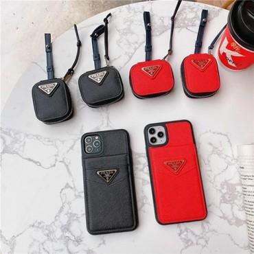 Pradaプラダペアお揃い アイフォン12/11ケース iphone 11/xs/x/8/7ケース個性潮 iphone x/xr/xs/xs maxケース ファッションシンプルiphone 12 proケース ジャケットメンズ iphone