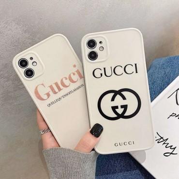 Gucci/グッチブランド iphone12 mini/12pro maxケース かわいいiphone 7/8/se2ケース ビジネス ストラップ付きレディース アイフォンiphone xs/11/8 plusケース おまけつきiphone