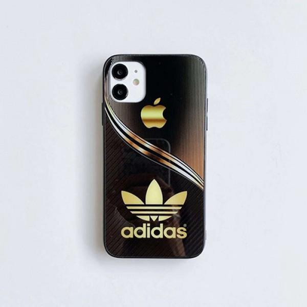 Nike/ナイキペアお揃い アイフォン12 mini/12pro/12 max/12 pro maxケースAdidas/アディダス iphone xs/x/8/7ケースiphone 11/11 pro/11 pro maxケース ビジネス