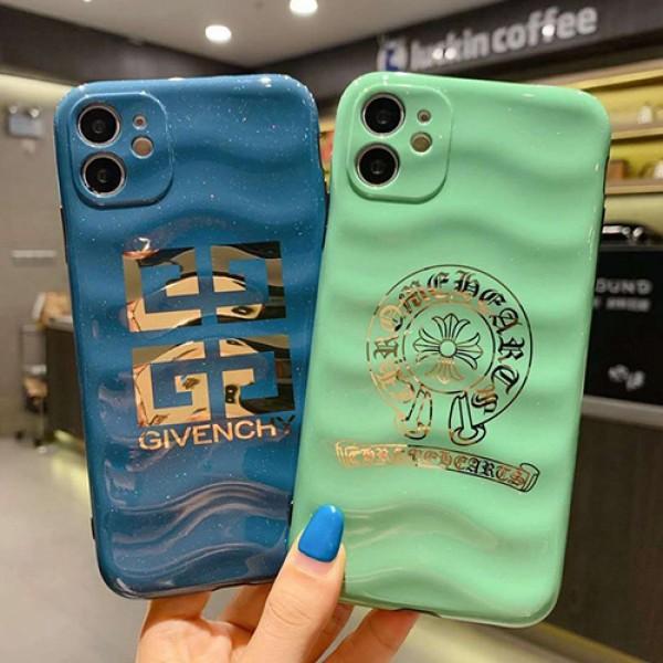 Givenchy/ジバンシィ女性向け iphone 12 mini/12 pro/12 max/12 pro maxケース男女兼用人気ブランドiphone xr/xs maxケースChrome Heartsメンズ iphone11/11pr