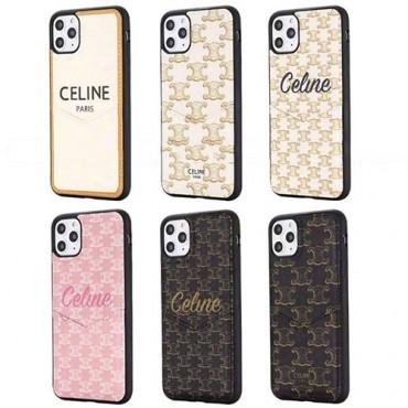 celineアイフォンiphone 12 mini/12 max/12 pro/12 pro maxケース ファッション経典 メンズシンプルiphonex/8/7 plusケース ジャケットモノグラム iphone11/11pro maxケ