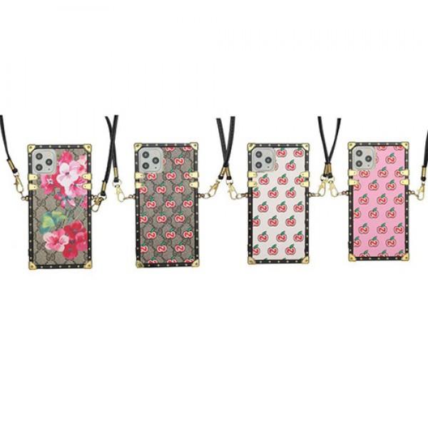 Gucci/グッチ女性向け iphone 12 mini/12 pro/12 max/12 pro maxケースアイフォンiphonex/8/7 plus/se2ケース ファッション経典 メンズins風  iphone xr/xs maxケ