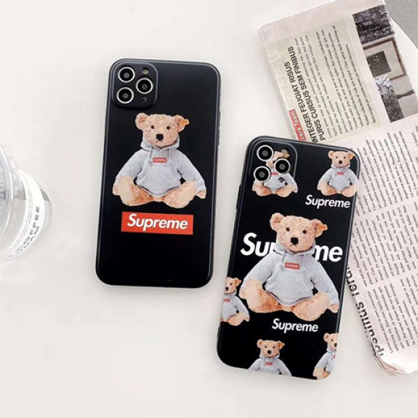 Supreme/シュプリームiphone 12 mini/12 pro/12 max/12 pro maxケース ビジネス ストラップ付きシンプル iphone 7/8/se2ケース ジャケットiphone xr/xs max/11proケ