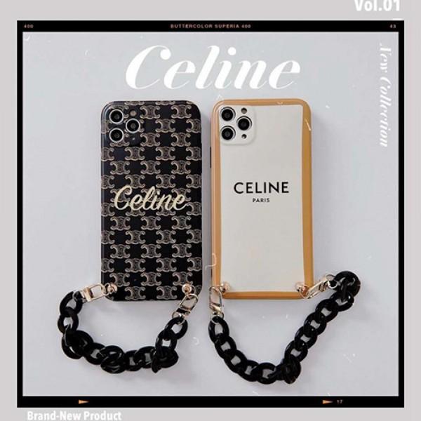 celineブランド iphone12/12 pro max/12 mini/12 proケース かわいい女性向け iphone xr/xs maxケースモノグラム iphone11/11pro maxケース ブランドiphone x/8/