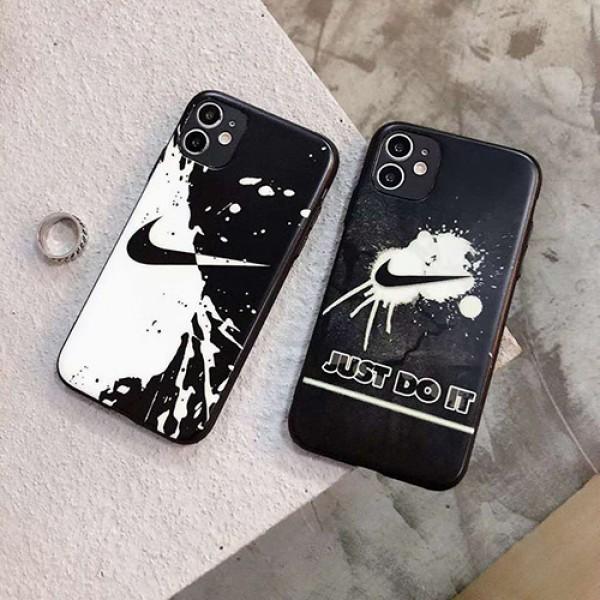 ナイキブランド iphone12 mini/12/12 pro/12pro maxケース かわいいiphone 11/x/8/7スマホケース ブランド LINEで簡単にご注文可シンプル iphone11/11pro maxケース ジャケット