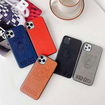 ケンゾーiphone 12/12 mini/12 pro/12 pro maxケース ビジネス ストラップ付き個性潮 iphone x/xr/xs/xs maxケース ファッション手帳型 Galaxy s20/s10+ケース iphone
